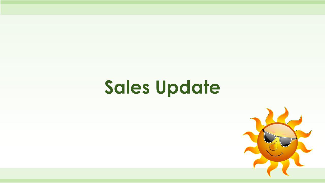 Sales Update