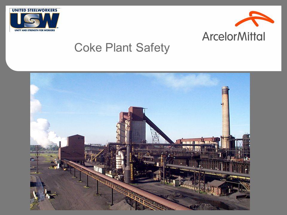 Coke Plant Safety