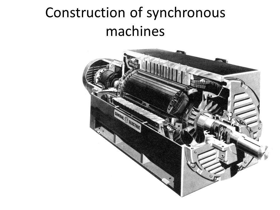 Fundamentals AC (or DC) Machines are of two types – Generators – Motors Every AC (or DC) motor or generator has two parts: – rotating part (rotor) – and a stationary part (stator)
