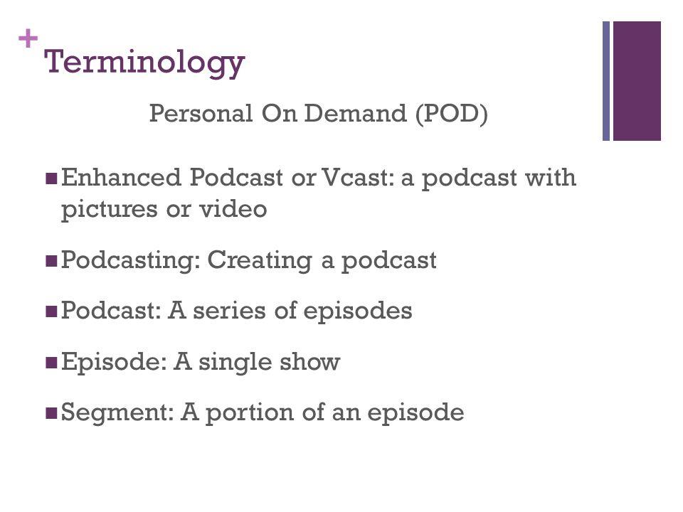 + Podcasting 101 Podcasting Made Easy