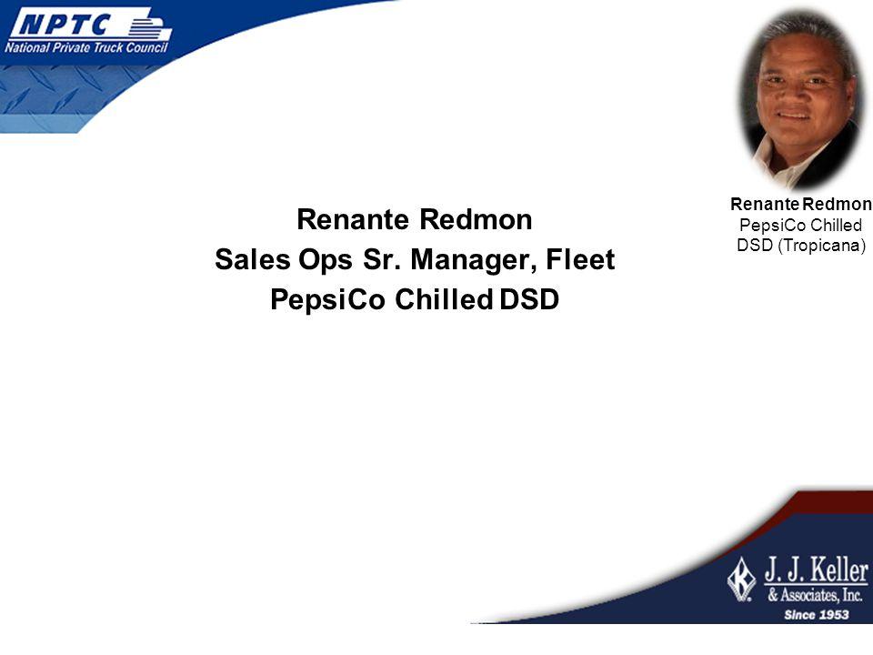 Renante Redmon Sales Ops Sr.