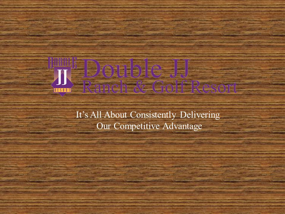 What Is Our Competitive Advantage.