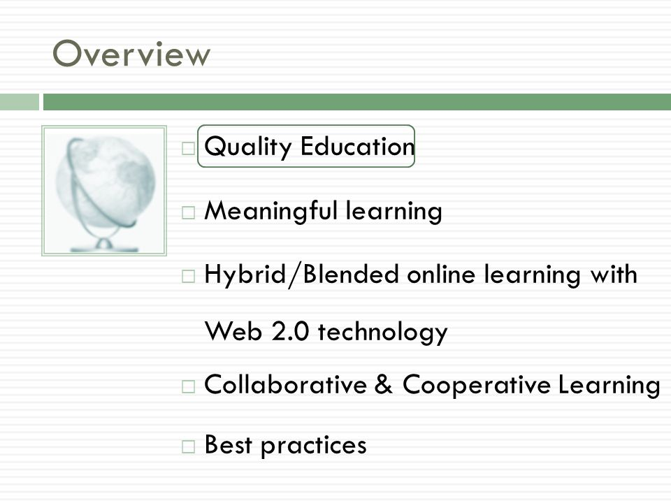 Cooperative Collaborative Online Learning: The Hybrid Approach Using Weblog