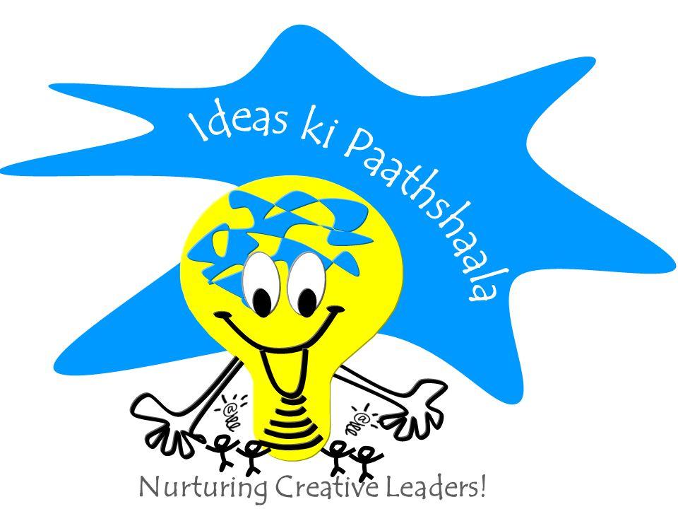 Nurturing Creative Leaders!