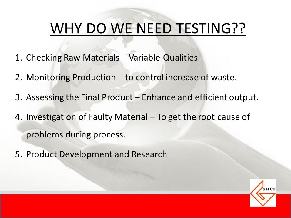 Following are some of the source of standard test method for textiles: American Society for Testing and Materials (ASTM) American Association of Textile Chemists and Colourists (AATCC) International Standard Organization (ISO) Bureau of Indian Standards (BIS) TESTING IS NORMALLY CARRIED OUT ACCORDING TO A STANDARD