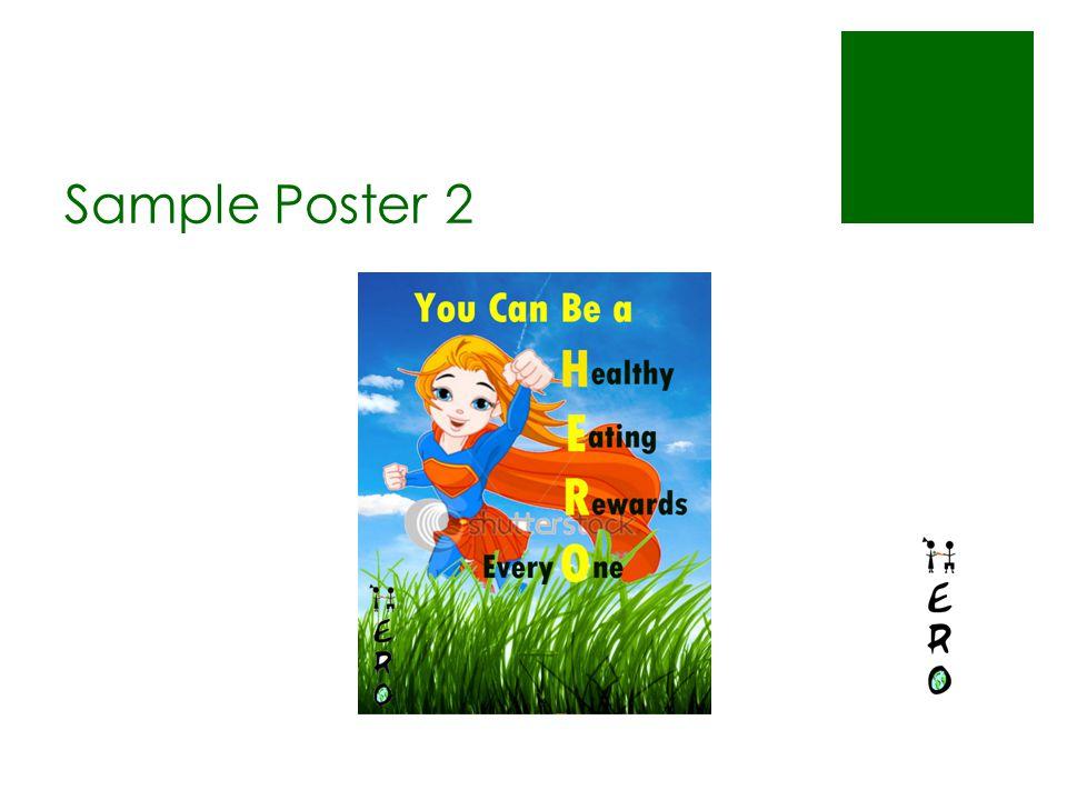 Sample Poster 2