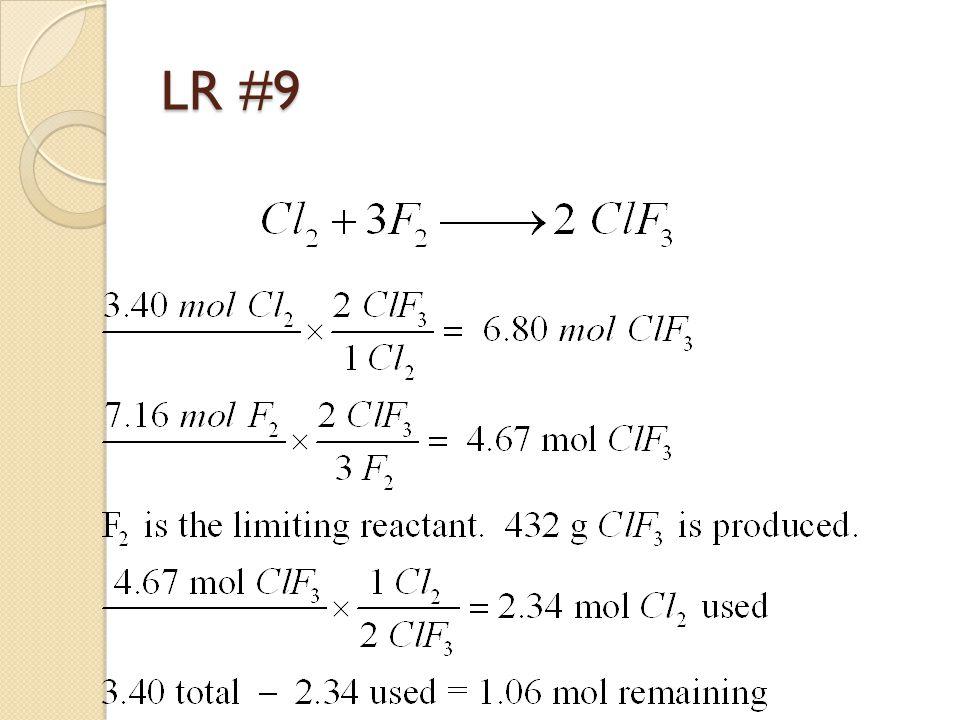 LR #9