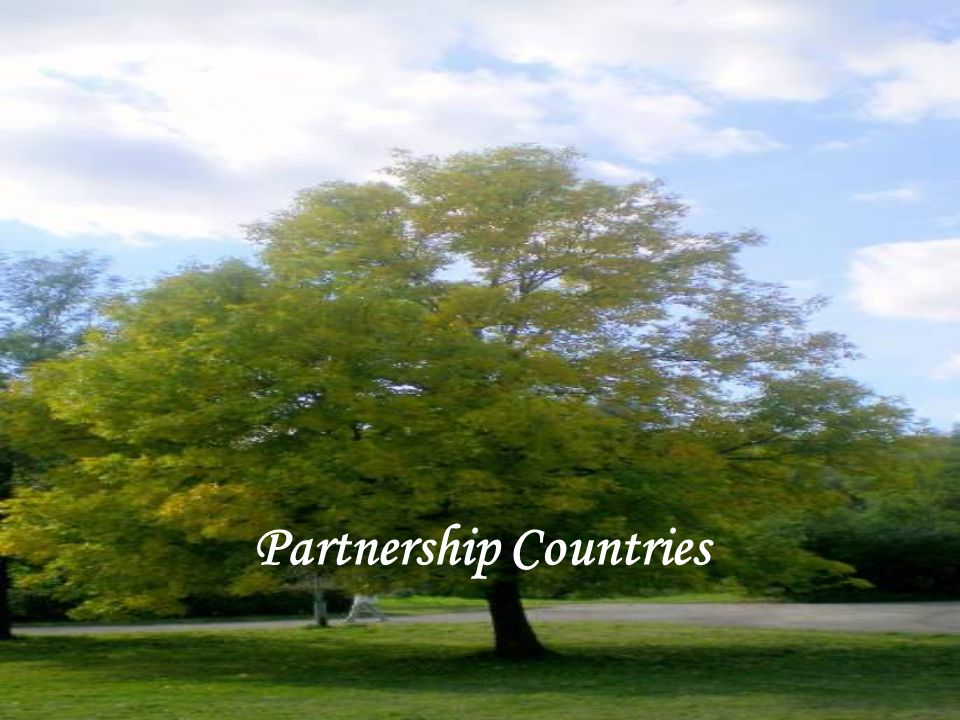 Partnership Countries