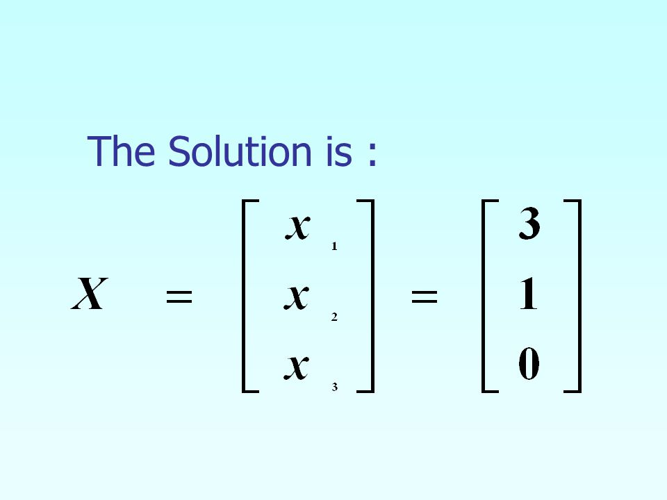 The Solution is :