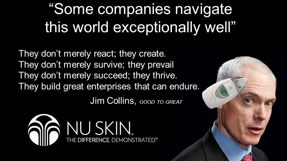 Some companies navigate this world exceptionally well They don't merely react; they create.