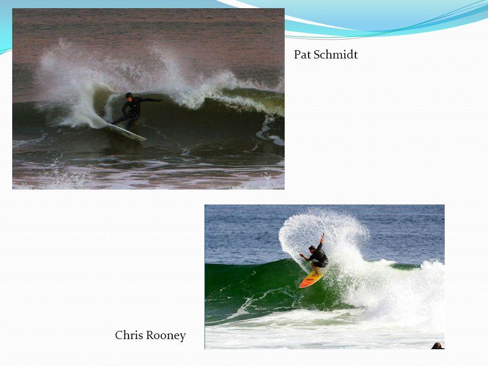 Pat Schmidt Chris Rooney