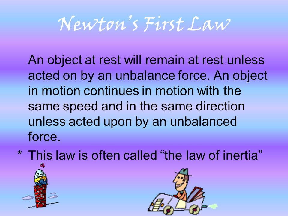 History of Newton's Laws Sir Isaac Newton was born in Lincolnshire, England on December 25, 1643.