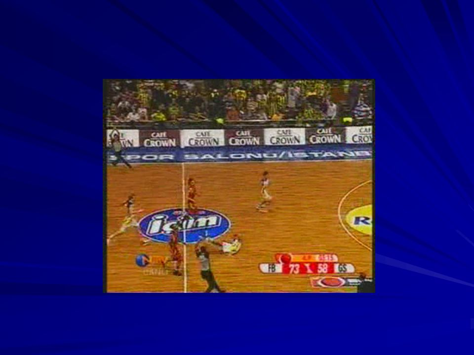 Black No:14 first holds White No:12, first action is a NORMAL Foul but after he continues his action and causes an unsportsmenlike foul