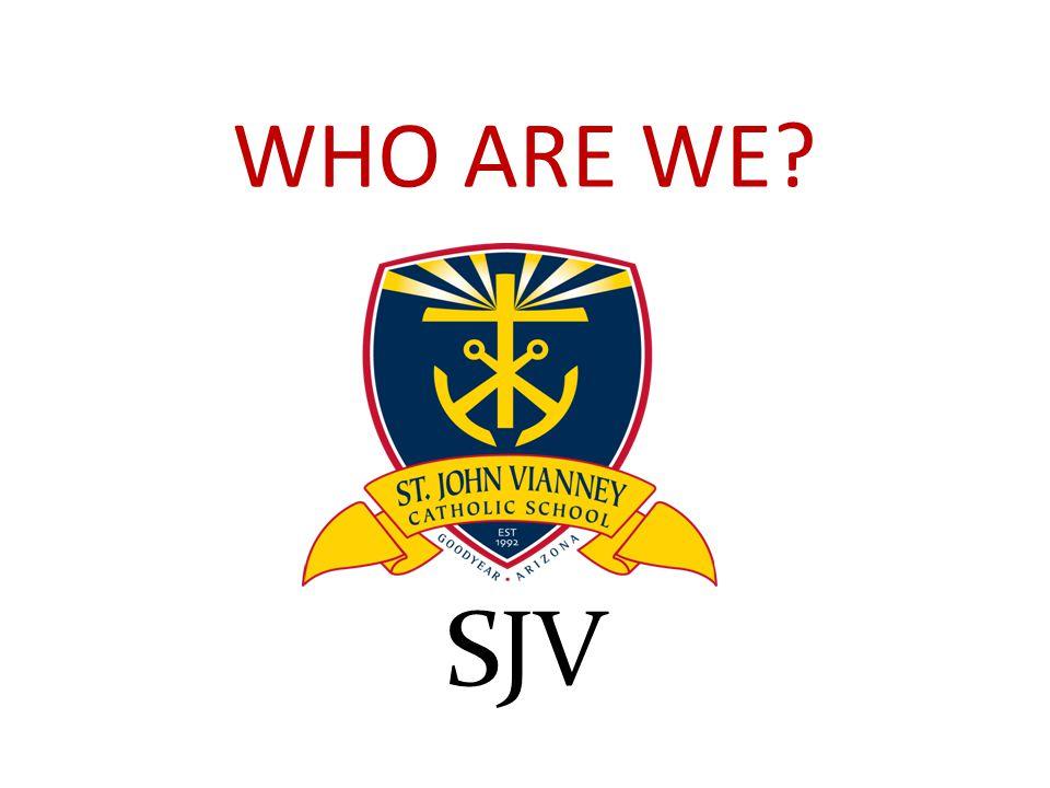 WHO ARE WE? SJV