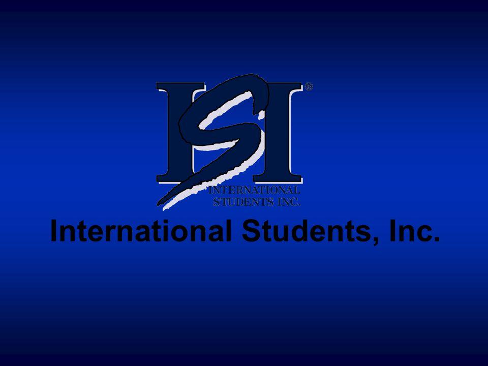 International Students, Inc.