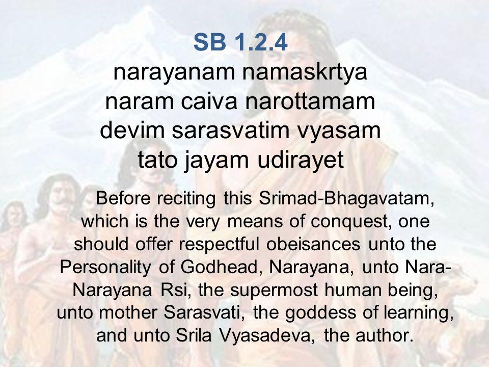 SB. 1.13.7 – Draupadi's Svayamvara