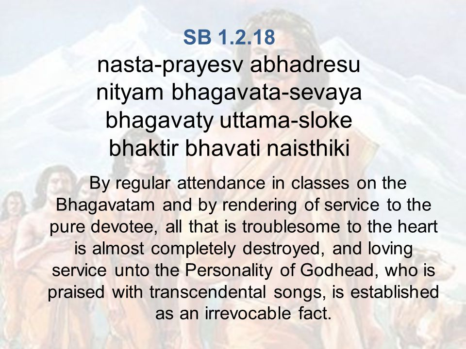 Chapter 14: The Disappearance of Lord Krsna 1234567891011121314151617 222324252627282930313233343536 Arjuna has not returned, Maharaj Yudhisthira worried, notices inauspicious signs, reveals fear about Lord Krsna leaving this Material World.