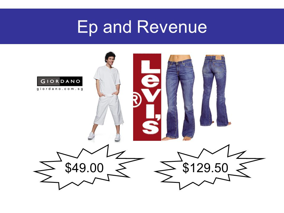 Ep and Revenue $49.00$129.50