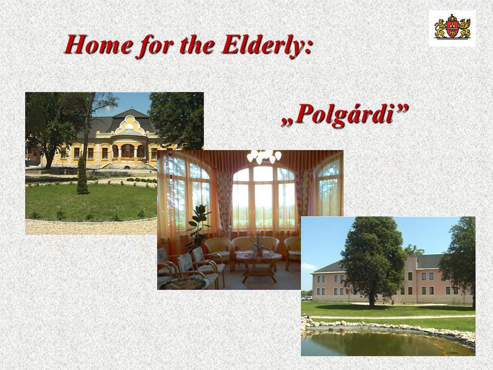 "Home for the Elderly: ""Polgárdi"