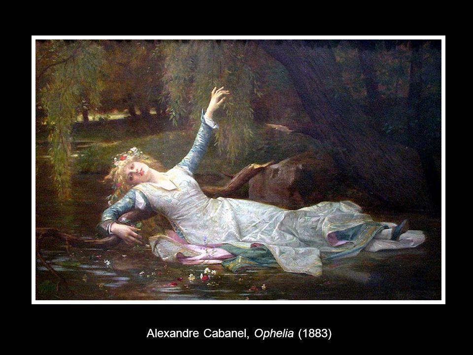 Alexandre Cabanel, Ophelia (1883)