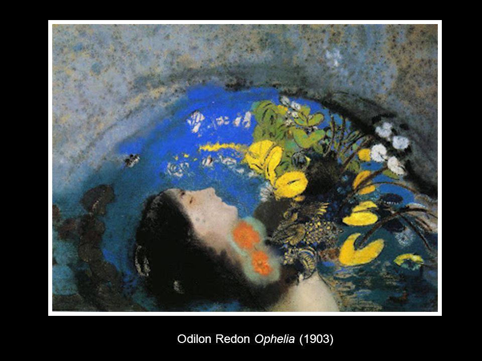 Odilon Redon Ophelia (1903)