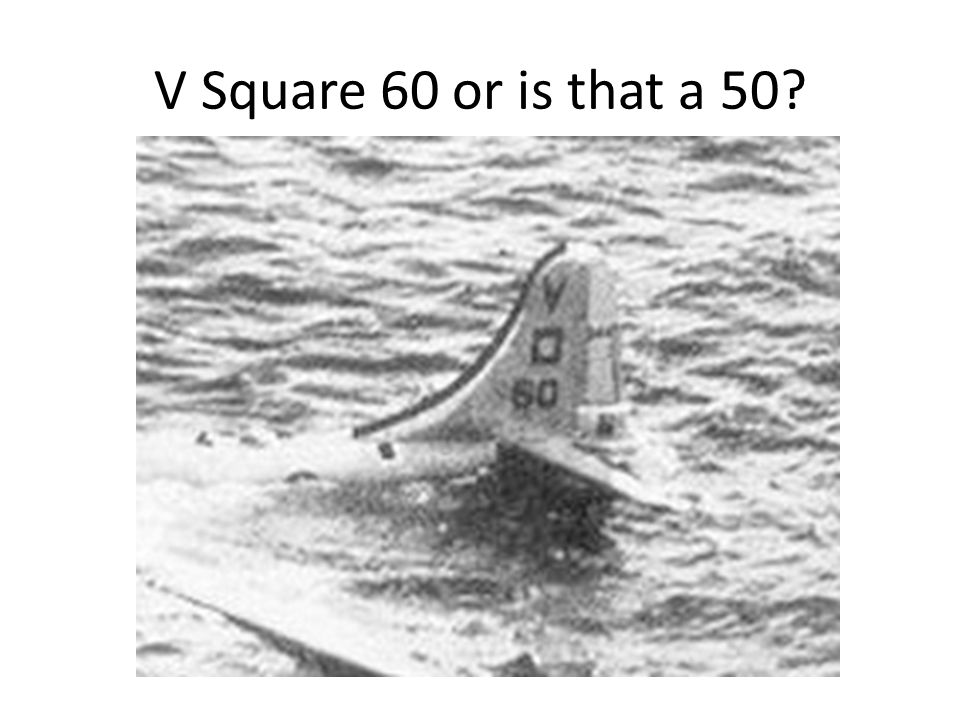 V Square 60 or is that a 50