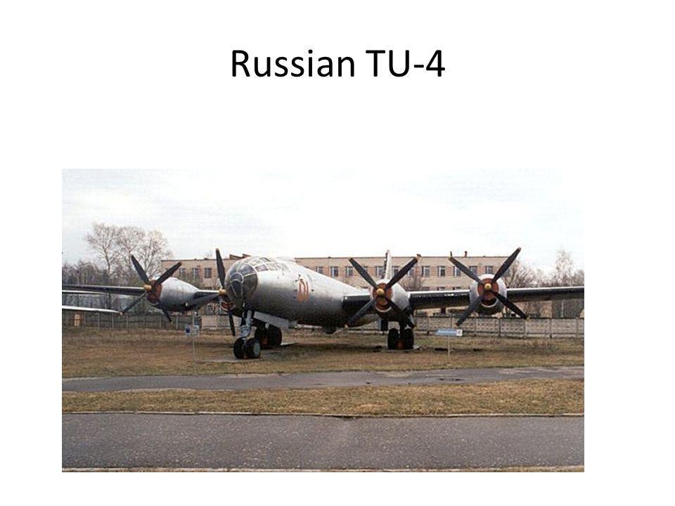 Russian TU-4