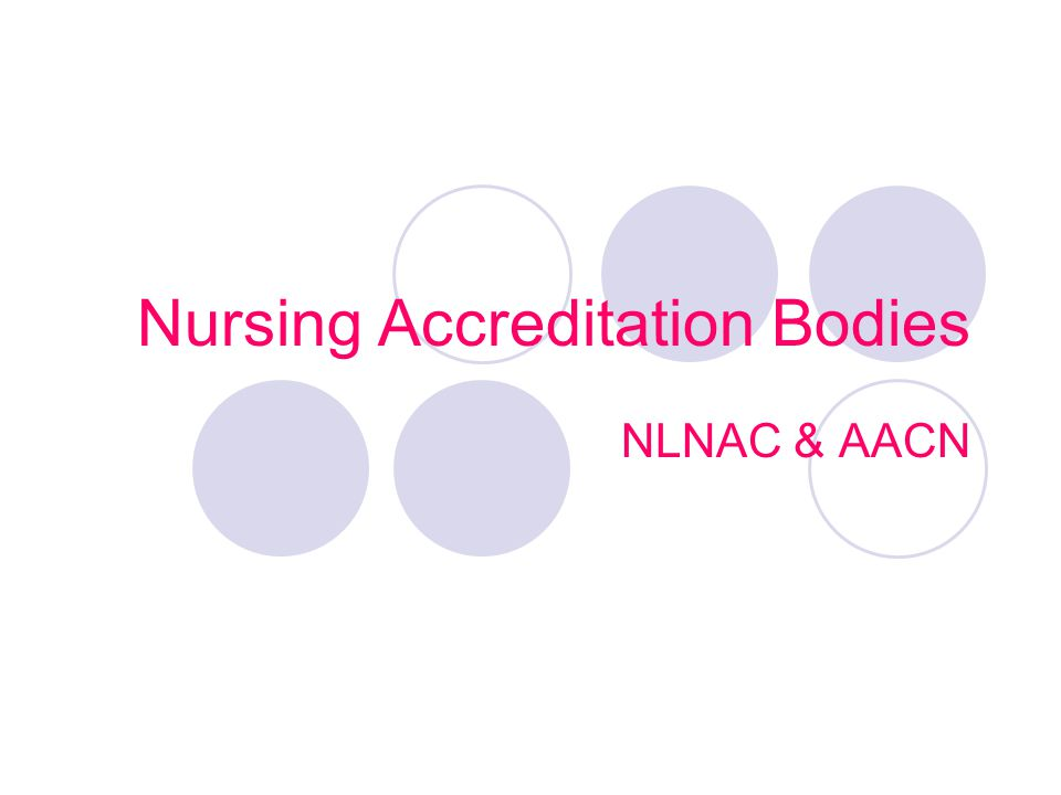 9 Current NLNAC Accreditation Categories www.nlnac.org Critical Thinking Therapeutic Communication Therapeutic Nursing Intervention
