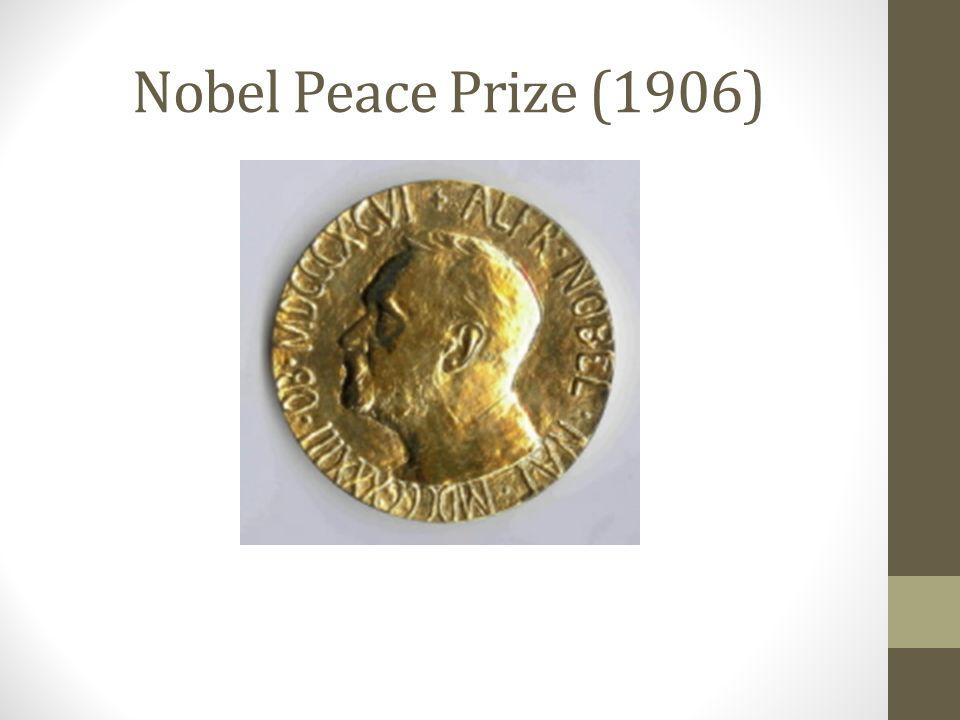 Nobel Peace Prize (1906)