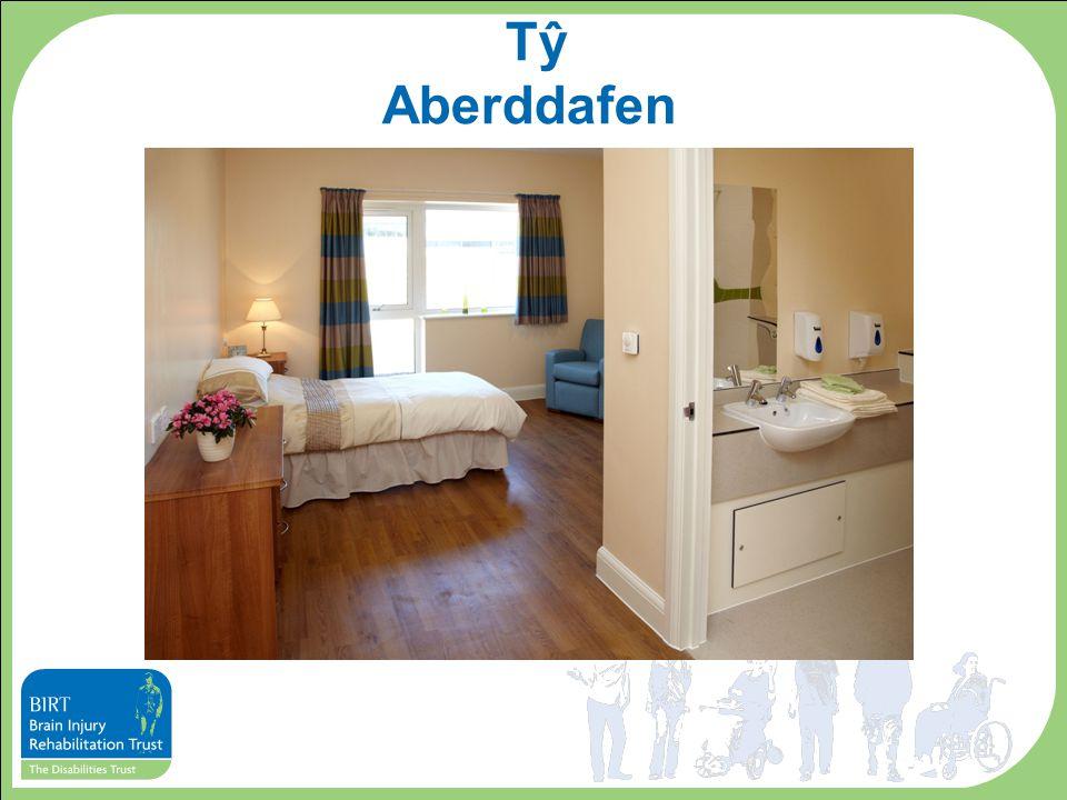 Tŷ Aberddafen