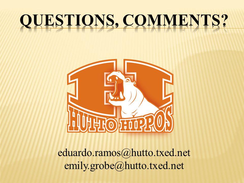 eduardo.ramos@hutto.txed.net emily.grobe@hutto.txed.net