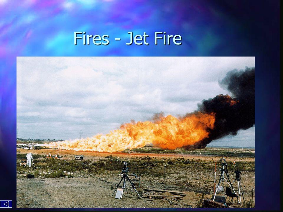 Fires - Jet Fire