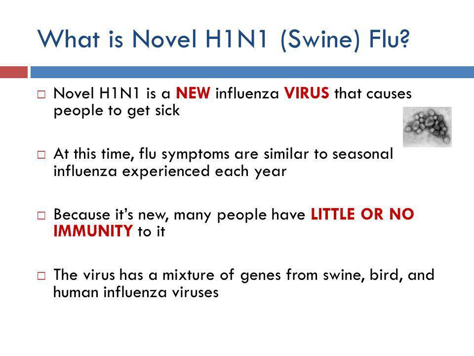 What Kills The H1N1 Virus.