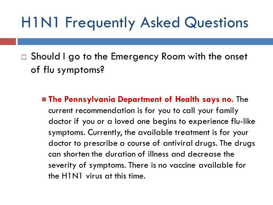 H1N1 Frequently Asked Questions  Is there a risk from drinking water.