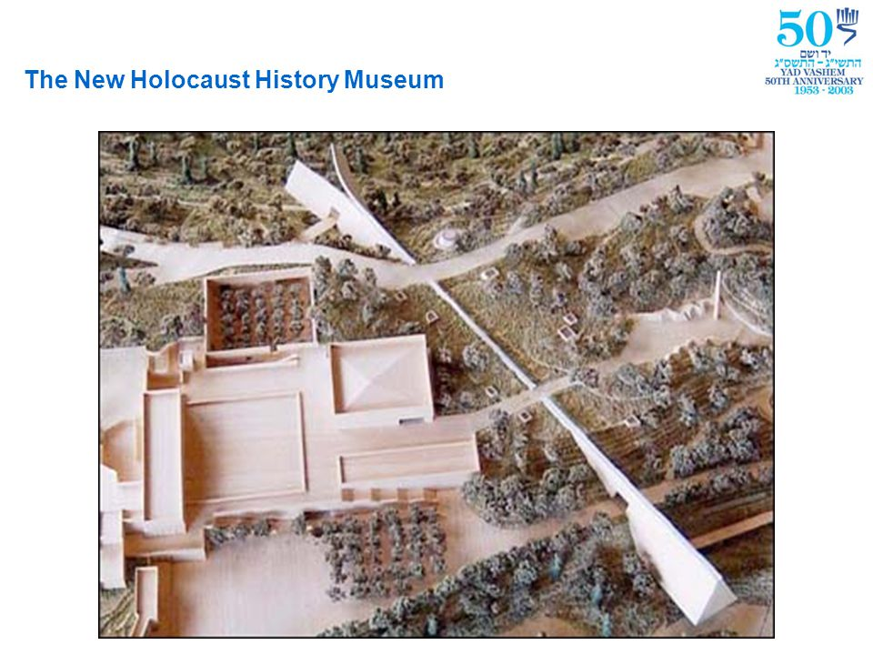 The New Holocaust History Museum