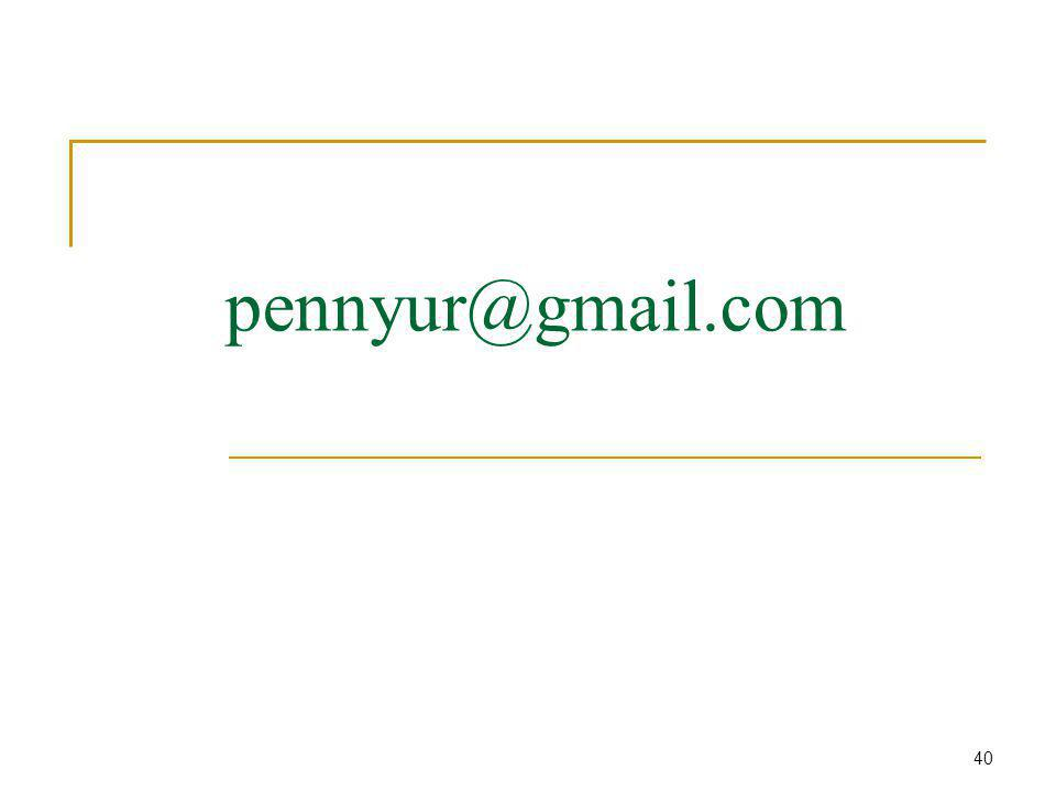 pennyur@gmail.com 40