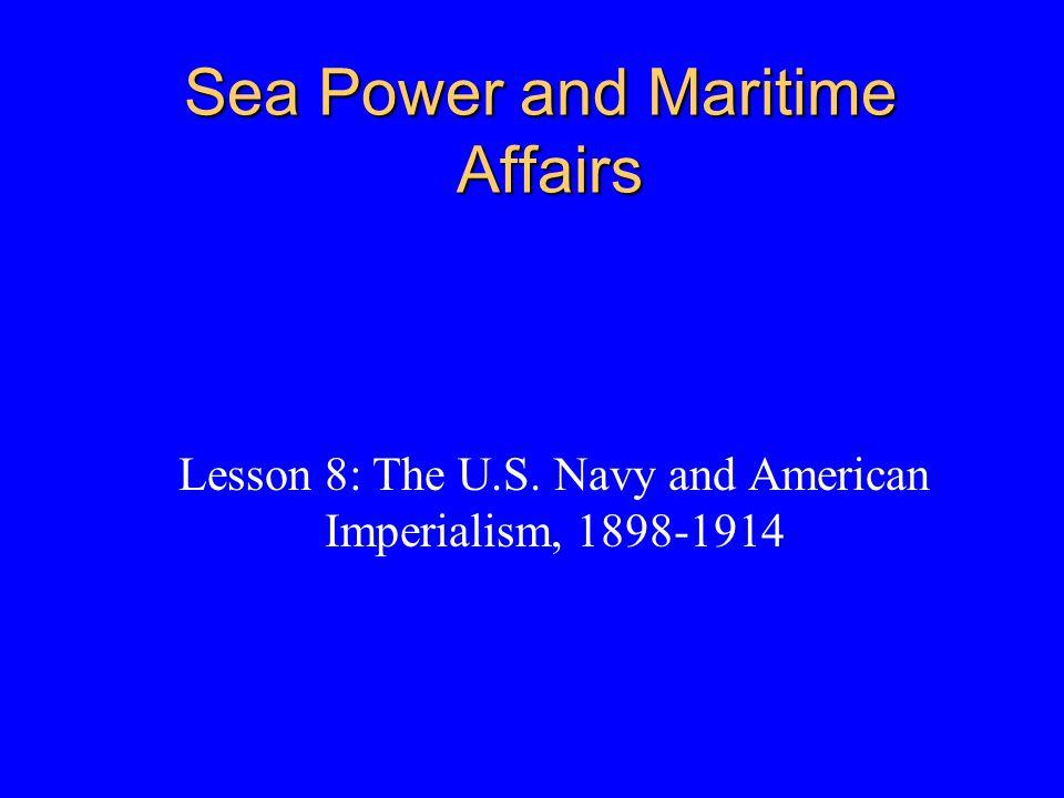 Fighting the War Cuba – Blockade of Santiago harbor (1 May) – Amphibious landing at Daiquiri (June 20) – Destruction of Cevera's Fleet (July 3) Sampson/Schley command controversy Naval Results