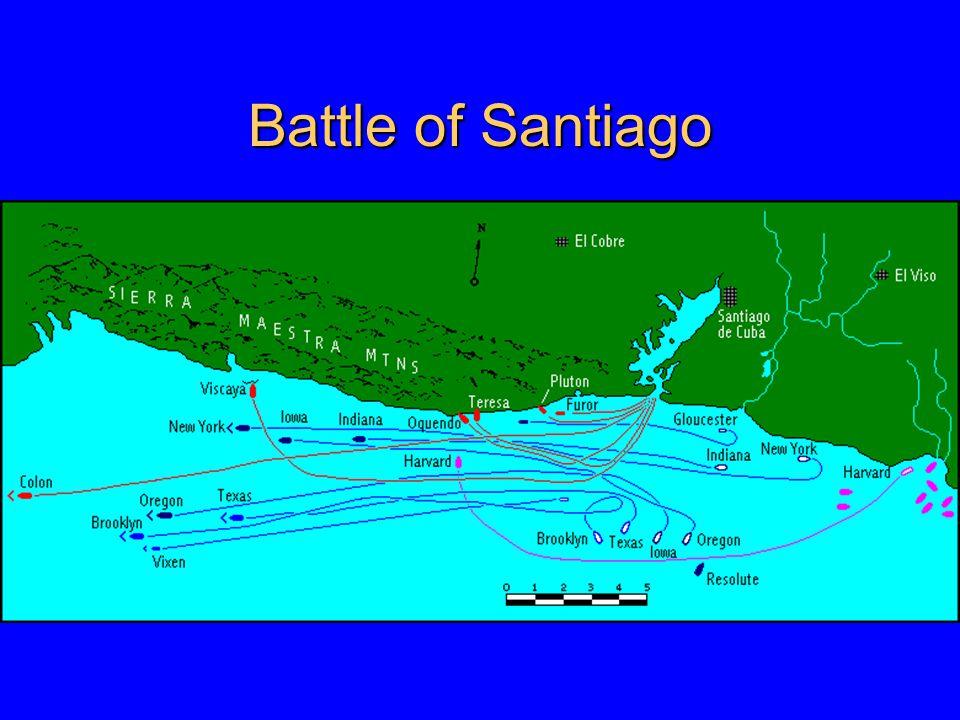 Battle of Santiago