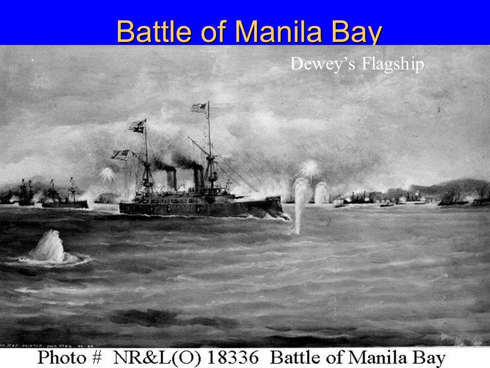 Battle of Manila Bay Dewey's Flagship