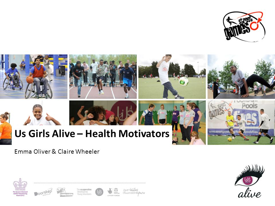 Us Girls Alive – Health Motivators Emma Oliver & Claire Wheeler