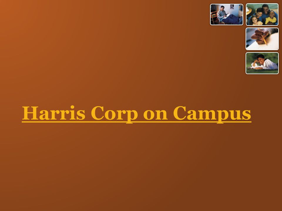 Harris Corp on Campus