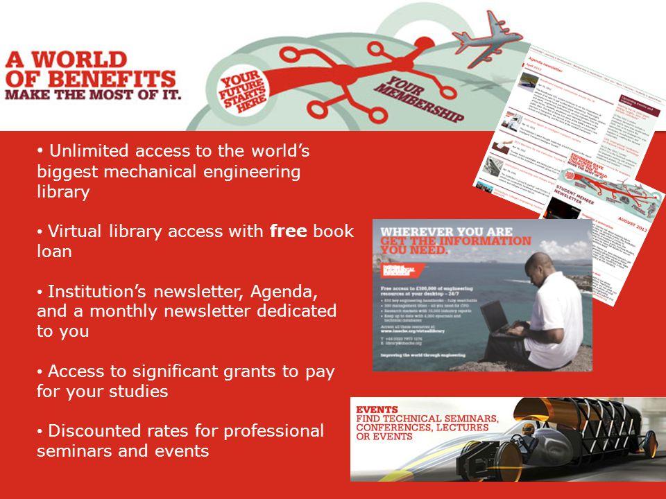 Affiliate Associate Fellow Member CEng/IEng/EngTech AMIMechE