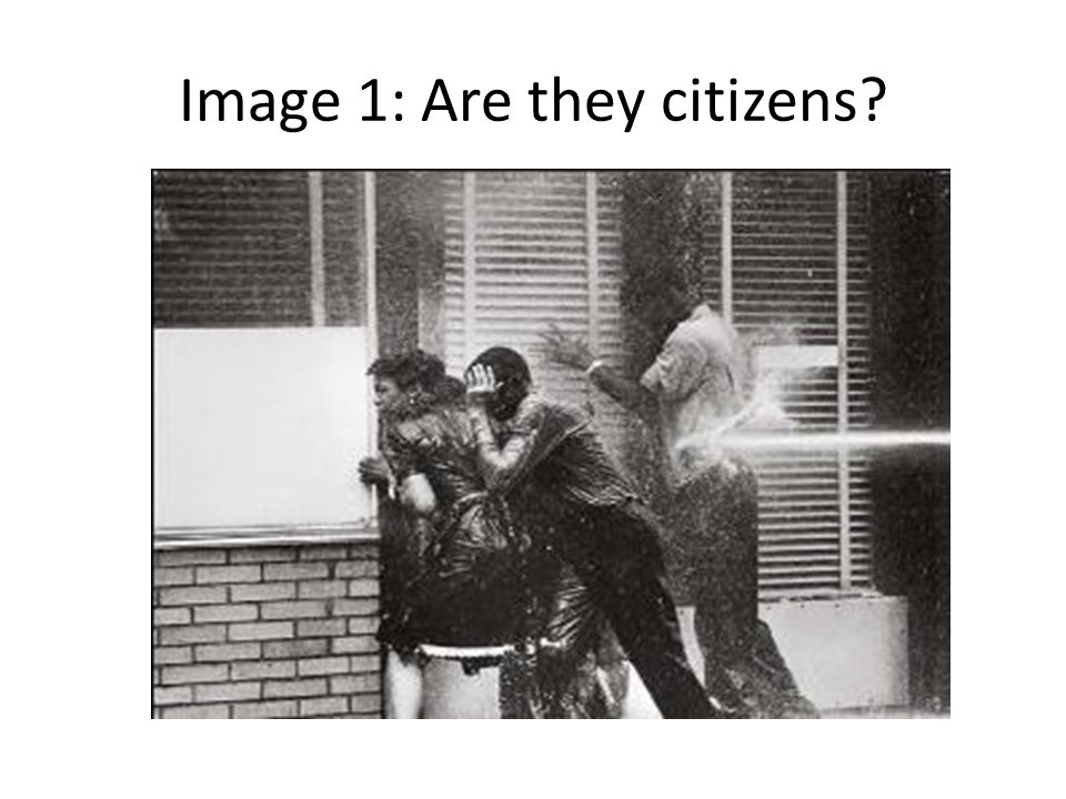 Image 2: Are they citizens?
