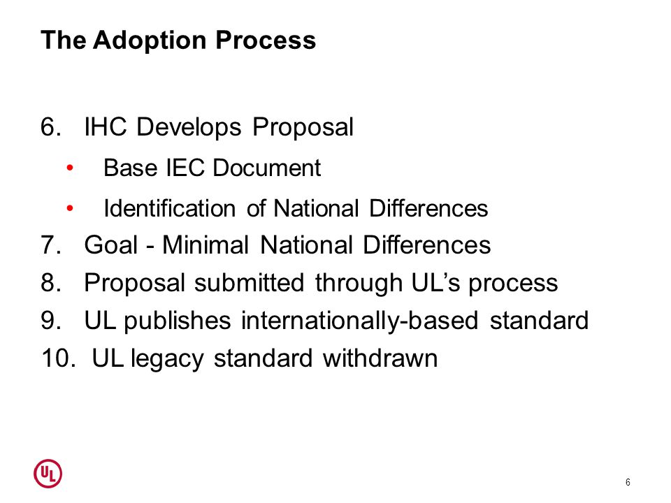 The Adoption Process 6.