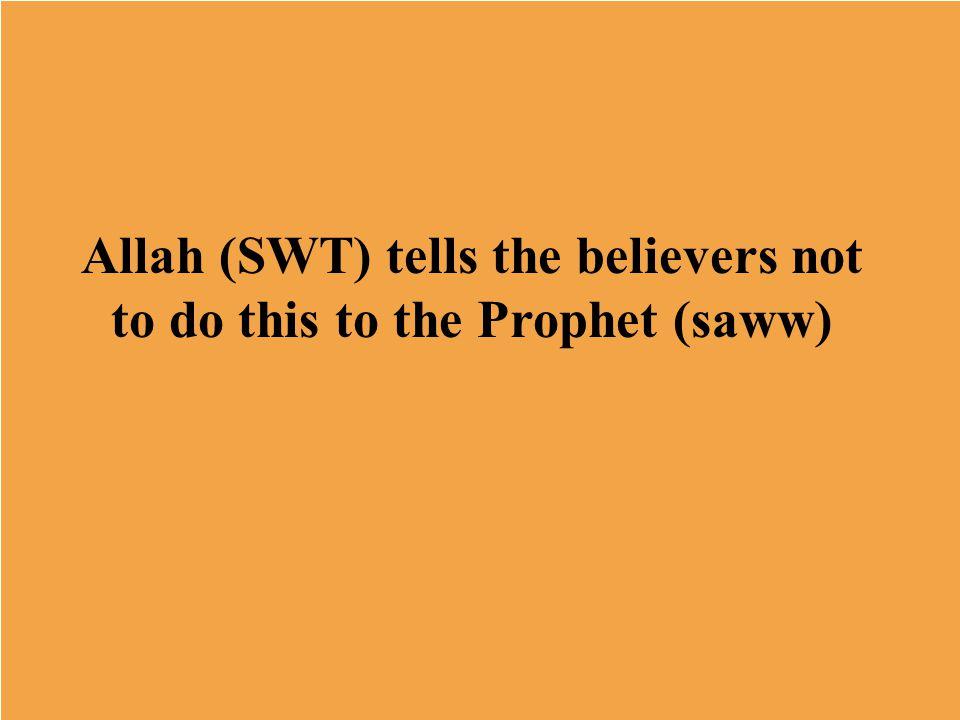 Prophet's Respect Social behaviorThe Surah 10 Point 20 Points 30 Points 40 Points 50 Points 30 Points 40 Points 50 Points Social Behavior