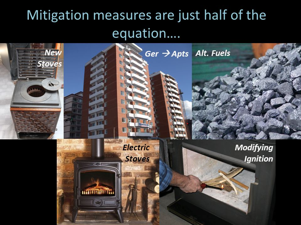 Mitigation measures are just half of the equation….