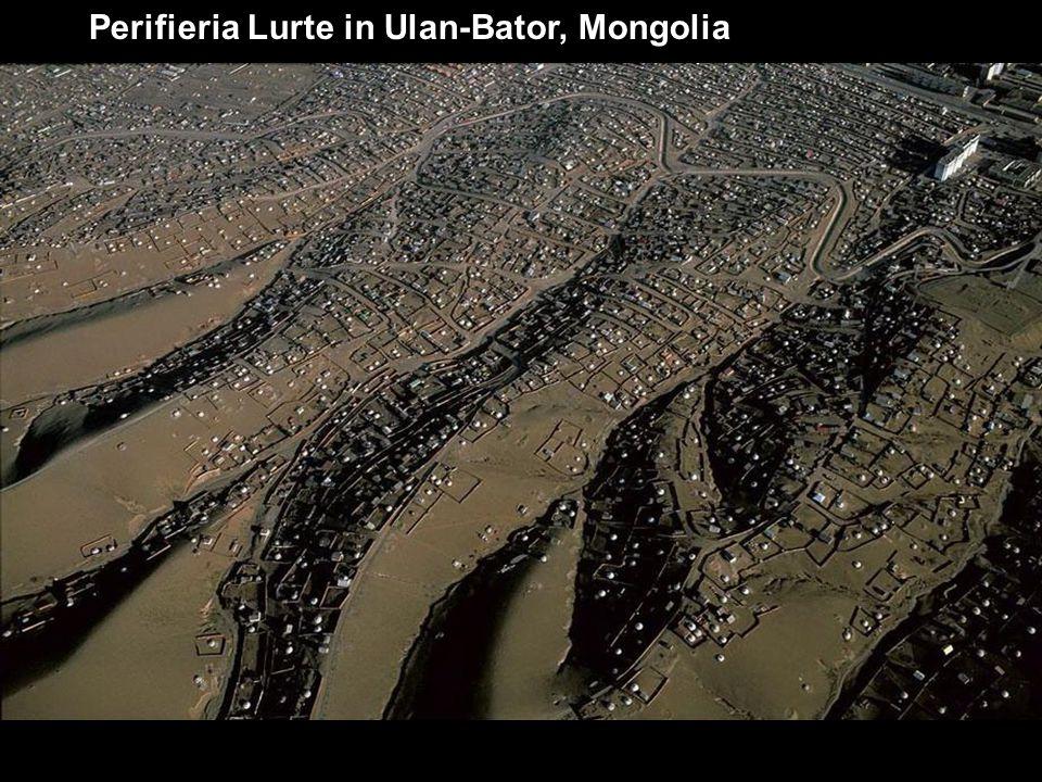 Perifieria Lurte in Ulan-Bator, Mongolia