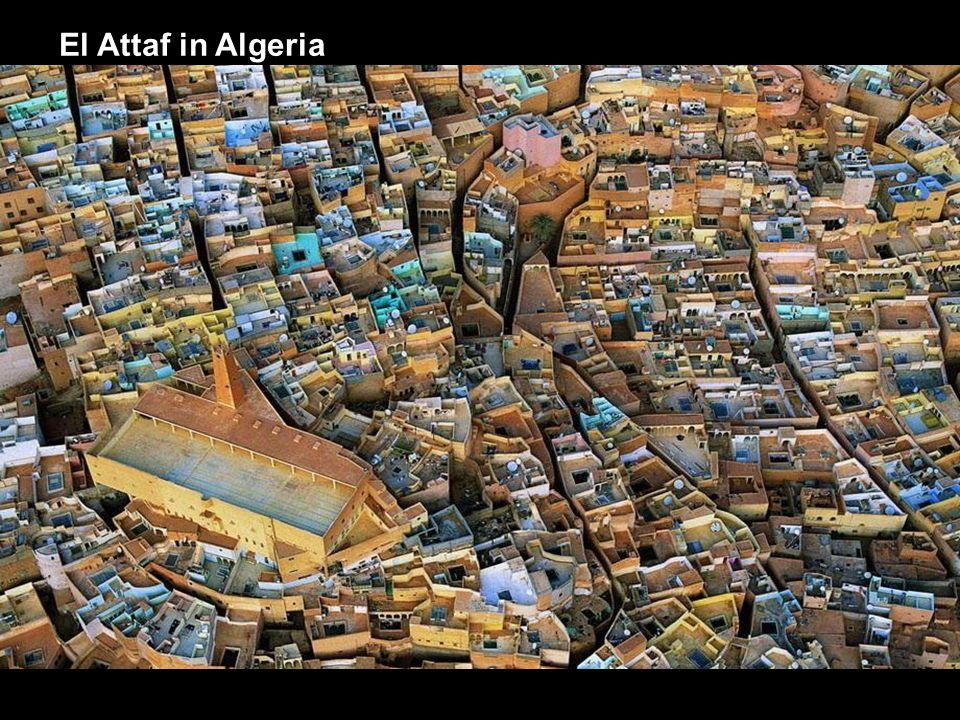 El Attaf in Algeria