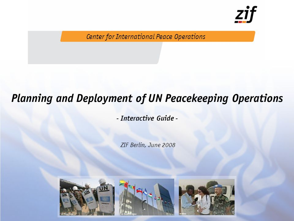 Information Click to return… Department of Peacekeeping Operations (DPKO) Established 1992, currently led by Under-Secretary-General Jean-Marie Guéhenno Mandate:  planning, managing and deploying UN peacekeeping operations;  providing political & executive direction to UN peacekeeping operations on behalf of the SG;  close cooperation with the Department of Field Support; Department of Field Support  support of other peace and security operations that are predominantly civilian (political missions);  working closely with Department of Political Affairs; Department of Political Affairs DPKO website USG Guéhenno USG Office of OperationsOffice of Military Affairs Office of Rule of Law & Security Institutions Situation CenterExecutive Office Africa I Division Africa II Division Asia & Middle East Division Europe & Latin America Division Policy, Evaluation and Training Division Current Military Operations Military Planning Service Force Generation Service Police Division Criminal Law & Judicial Advisory Section DDR Section Mine Action Service Peacekeeping Best Practices Integrated Training Service Organizational chart UN Photo/Ryan Brown