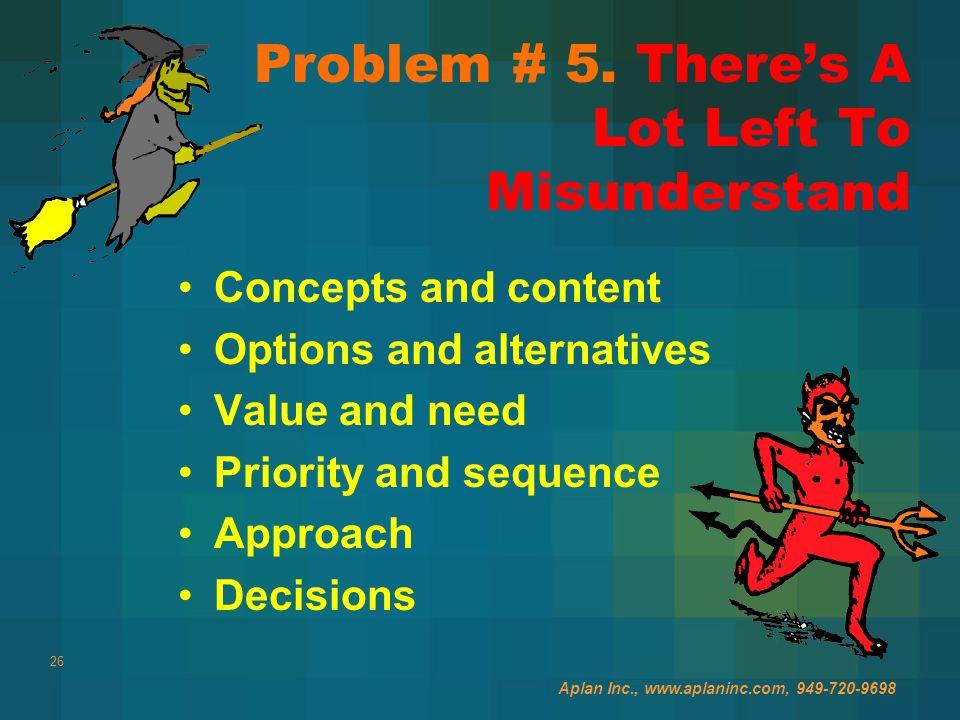 26 Problem # 5.